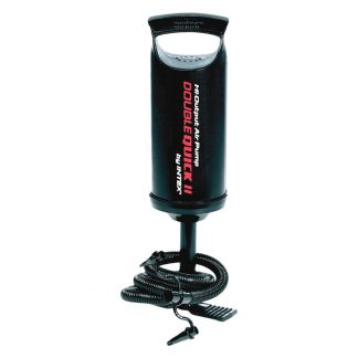 INTEX DOUBLE QUICK 29CM HAND PUMP