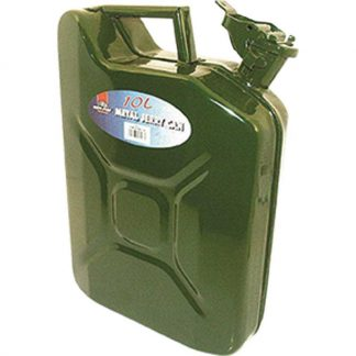 AUTOGEAR METAL JERRY CANS(10ℓ)